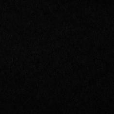 "Cashmere fabric ""Black"""