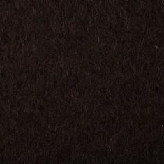 """Cashmere fabric """"Dark Brown"""""""