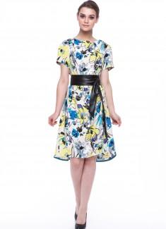 Women dress Amaryllis-1