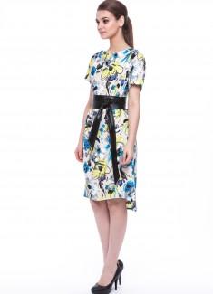 Women dress Amaryllis-2