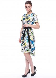 Women dress Amaryllis-3