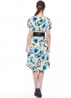 Women dress Amaryllis-5