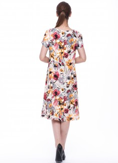 Women dress Begonia-2