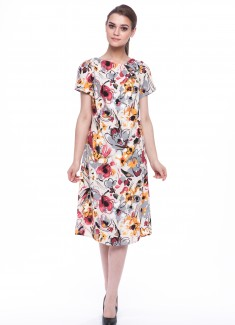 Women dress Begonia