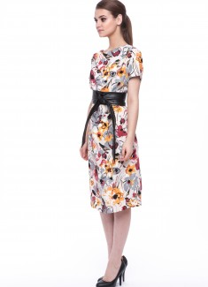 Women dress Begonia-4