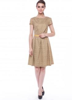 Women dress Cyclamen-1
