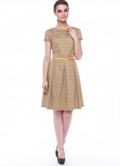 Women dress Cyclamen-2