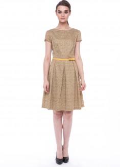 Women dress Cyclamen