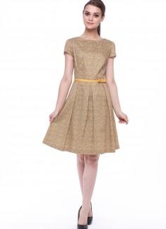 Women dress Cyclamen-3