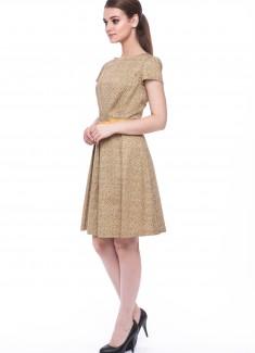 Women dress Cyclamen-4