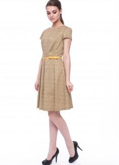 Women dress Cyclamen-5