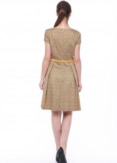 Women dress Cyclamen-6