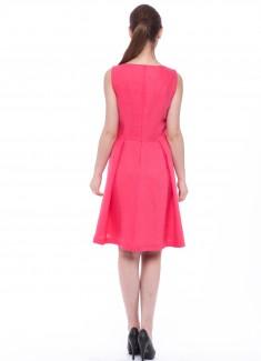 Women dress Gerbera-3