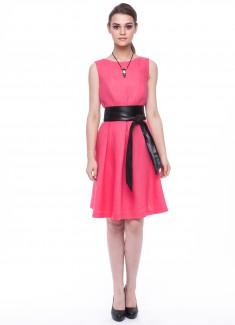 Women dress Gerbera-4