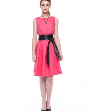 Women dress Gerbera-4