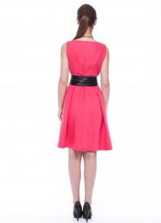 Women dress Gerbera-6