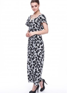 Women dress Hyacinth long-1