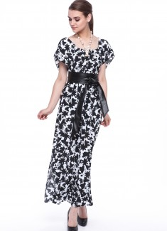 Women dress Hyacinth long-7