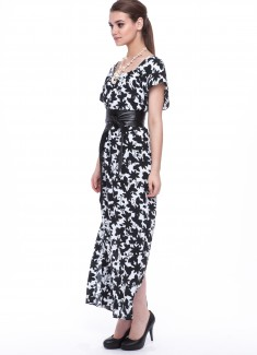 Women dress Hyacinth long-8