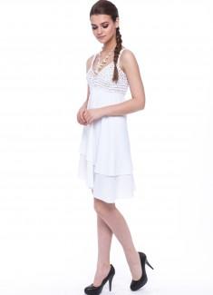 Women dress Lavender-3