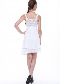 Women dress Lavender-4