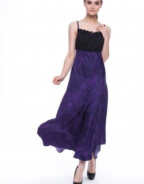 Women dress Lilac
