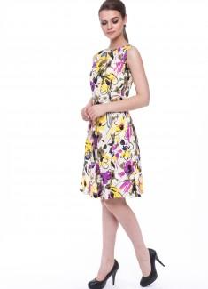 Women dress Mimosa-2