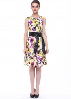 Women dress Mimosa-4