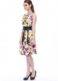 Women dress Mimosa-5