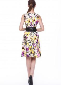 Women dress Mimosa-6