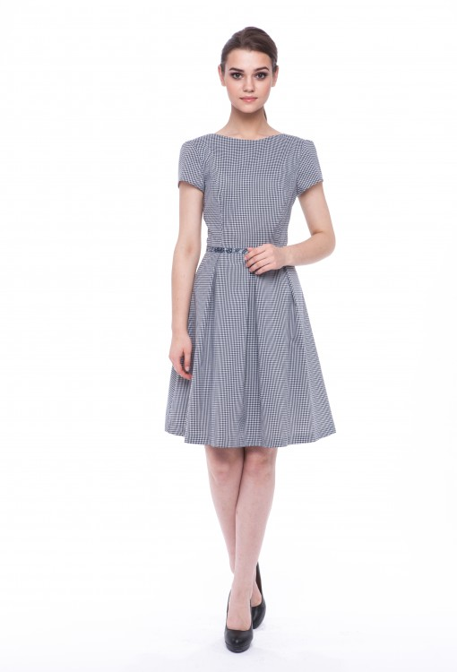 Women dress Primrose with sleeves