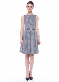 Women dress Primrose without sleeves-1