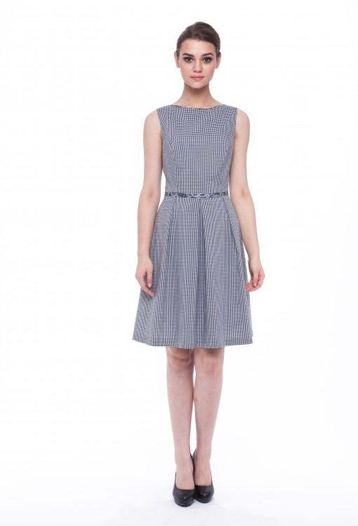Women dress Primrose without sleeves