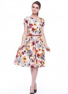 Women dress Sea-lavender-1
