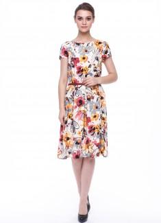Women dress Sea-lavender