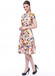 Women dress Sea-lavender-3