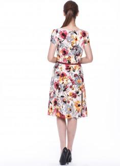 Women dress Sea-lavender-4