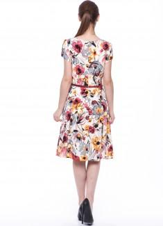 Women dress Sea-lavender-5