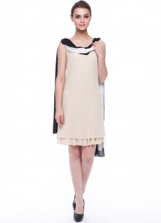 Women dress Snowdrop-1