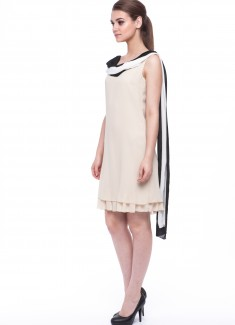 Women dress Snowdrop-2