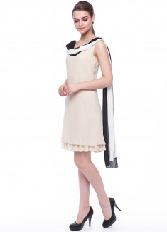 Women dress Snowdrop-3
