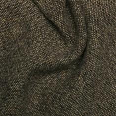 "80% Virgin Wool fabric ""Raw Umber"""