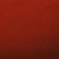 "80% Virgin Wool fabric ""Orange Red"""