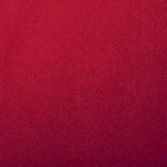 "80% Virgin Wool fabric ""Red"""