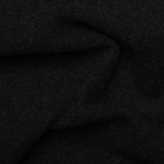 "100% Virgin Wool fabric ""Dark Gray"""